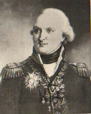 Saint-Domingue expedition - Admiral Louis de Joyeuse.