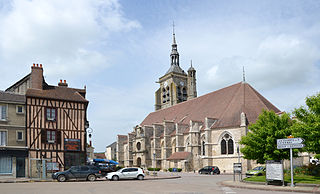 Villenauxe-la-Grande Commune in Grand Est, France