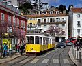Vintage tram - Lisbon, Portugal - panoramio.jpg