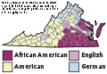 Virginia Ancestries by County.svg