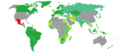 Visa requirements for Mexico citizens.png