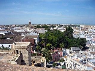 Sanlúcar de Barrameda Municipality in Andalusia, Spain