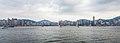 Vista del Puerto de Victoria desde Kowloon, Hong Kong, 2013-08-11, DD 03.JPG