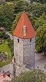 Vistas panorámicas desde la iglesia de San Olaf, Tallinn, Estonia, 2012-08-05, DD 58.JPG