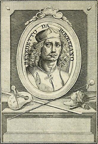Benedetto Grazzini - Portrait of Benedetto Grazzini