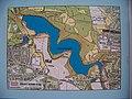Vodní nádrž Hostivař, informační tabule, dnešní mapa.jpg