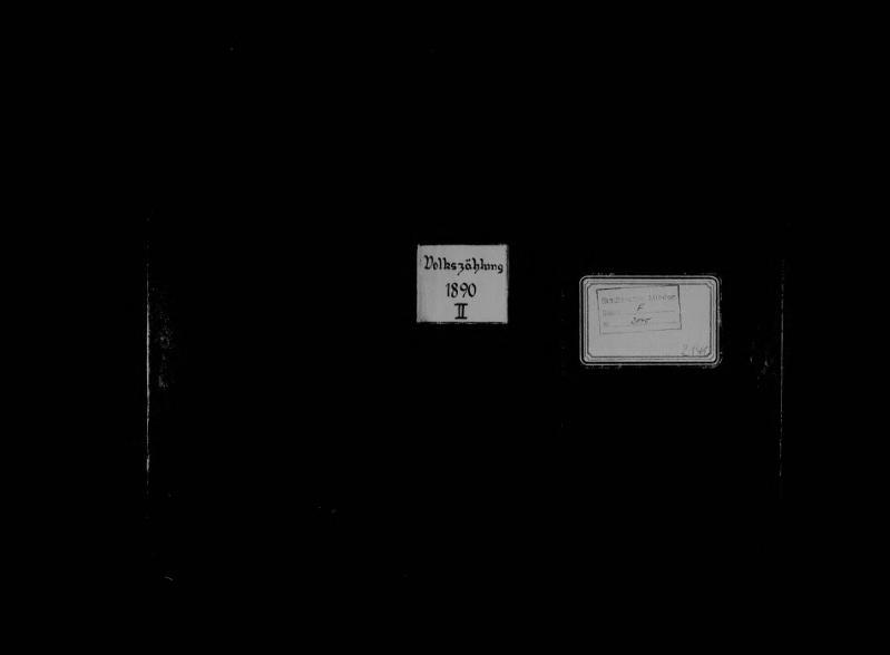 File:Volkszählung in der Stadt Minden, 1890, Band 2.djvu