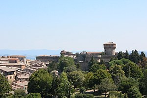 Fortezza Medicea (Volterra) - The fortress at Volterra