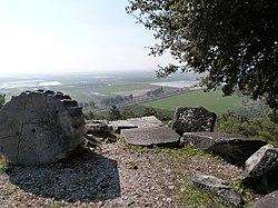 Vue sur la plaine alluviale du Méandre.JPG