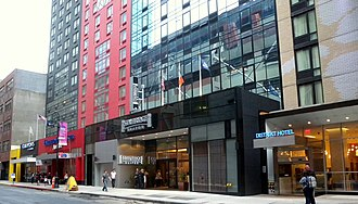 Staybridge Suites - Manhattan, New York City