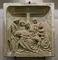 WLANL - Pachango - Catharijneconvent - Kruiswegstatie 12, Maria beweent haar dode zoon.jpg