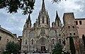 WLM14ES - Catedral de la Santa Creu, Barri Gòtic, Barcelona - MARIA ROSA FERRE.jpg