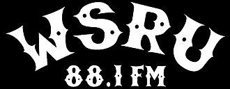 WSRU - WSRU's first logo, 2006