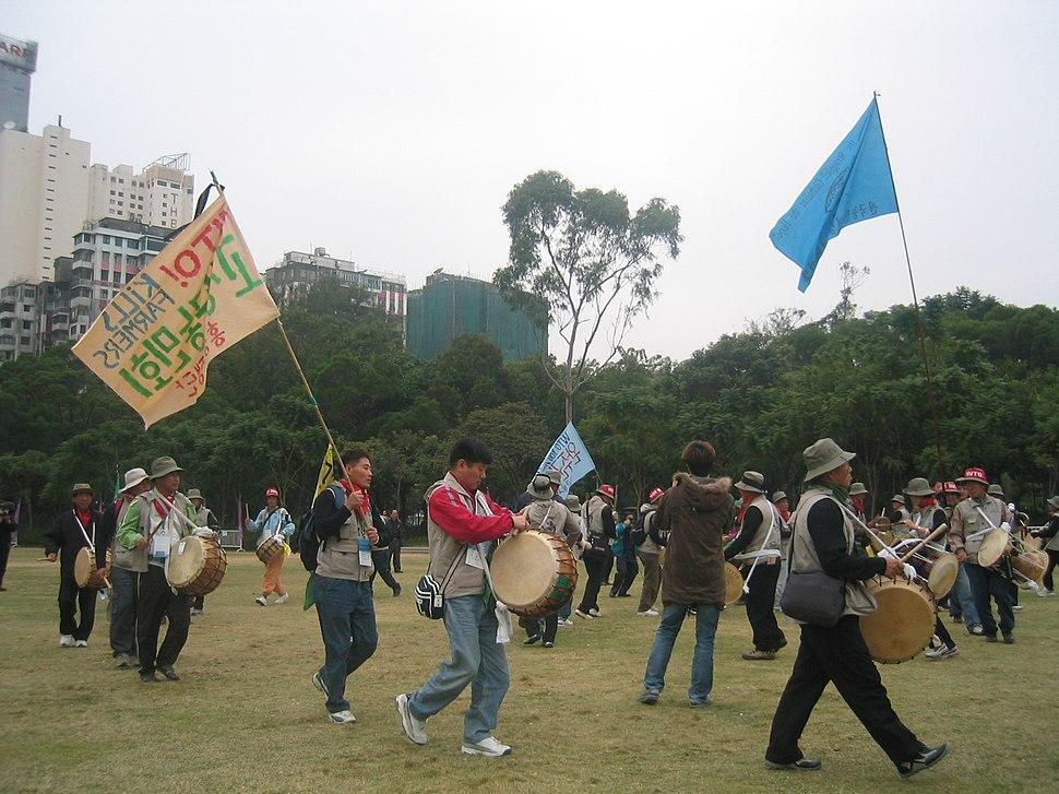 WTO Protest Victoria Park1
