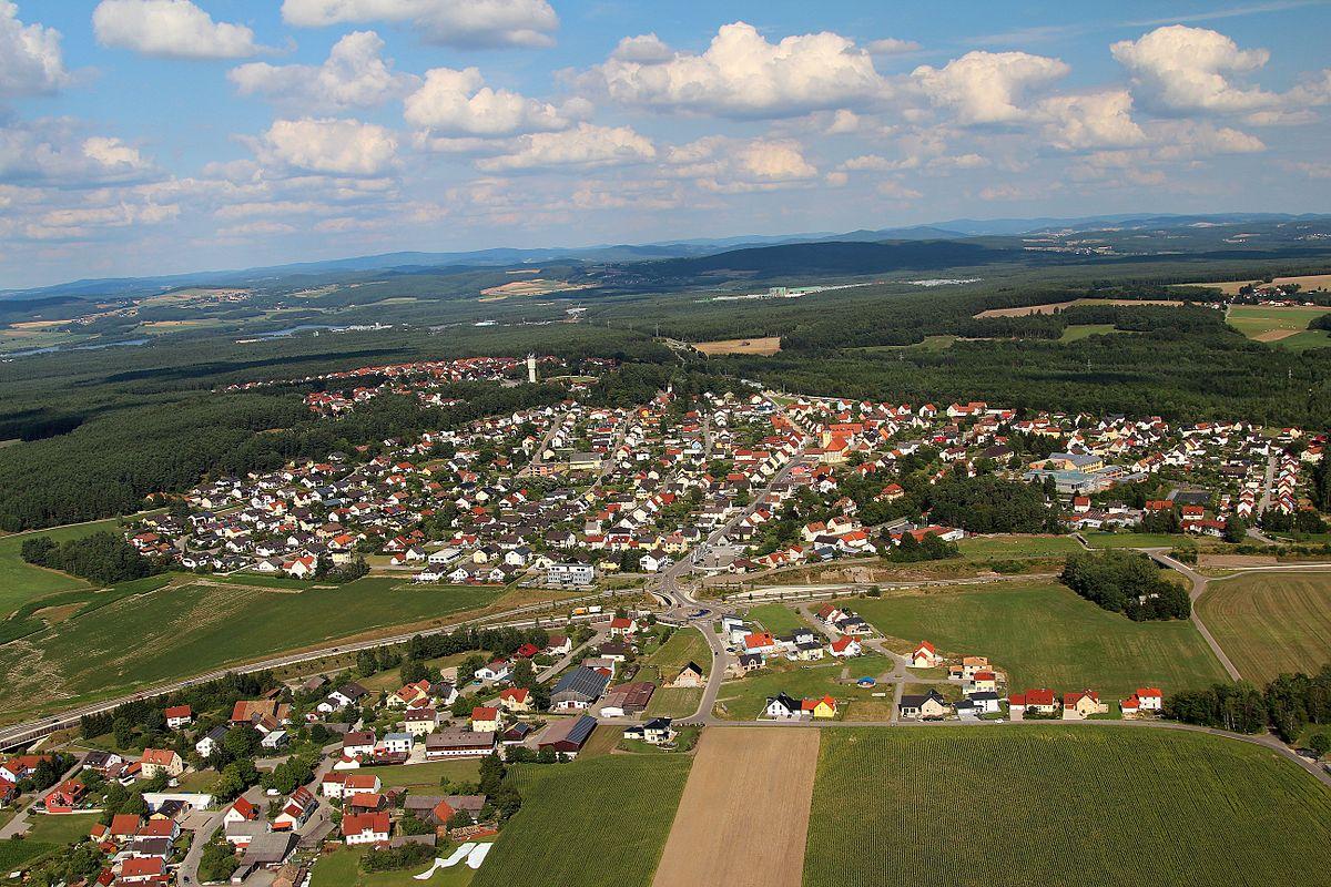Wiederaufbereitungsanlage Wackersdorf