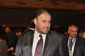 Al Jazeera - Wadah Khanfar, Former Director General of Al Jazeera Media Network