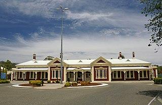 Wagga Wagga railway station railway station in Wagga Wagga, New South Wales, Australia