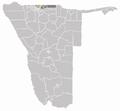 Wahlkreis Ondombe in Ohangwena.png