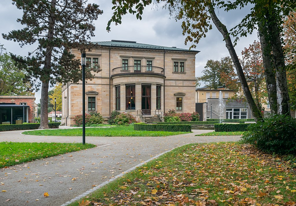 Wahnfried house in Bayreuth (10)