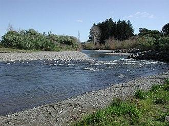 Waikanae - Waikanae River