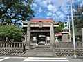 Wakamiya Hachiman Shrine Ukiha.JPG