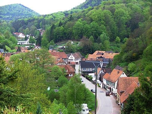 Waldgemeinde Oberschlettenbach