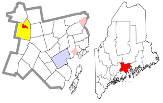 Unity (CDP), Maine CDP in Maine, United States