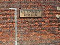 Wall and sign, Stanley Dock.jpg