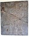 Wall panel. Apkallu holding a flowering branch. From Nimrud, Iraq. 9th century BCE. Pergamon Museum.jpg