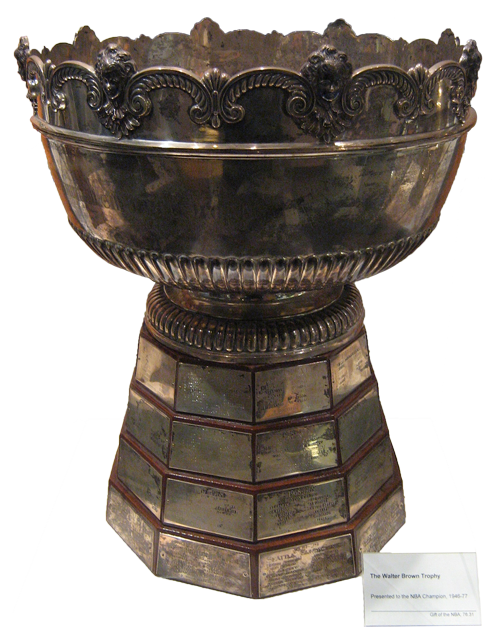 Walter A Brown Trophy