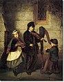Walter Shirlaw - Little Street Musicians 1862.jpg