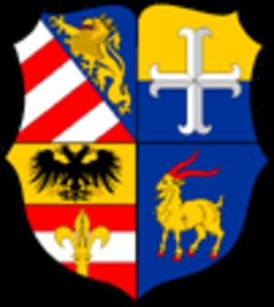Austrian Littoral - Image: Wappen Österreichisches Küstenland