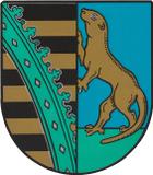 Das Wappen von Otterndorf
