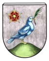 Coat of arms of the municipality of Duingen