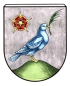 Coat of arms of the Duingen municipality
