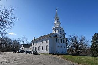 Warren, Connecticut - Warren Congregational Church
