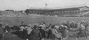 Washington Park (baseball) - Washington Park ca.1909