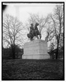 Washington statue in washington circle 30404u.tif