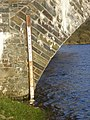 Water Gauge on Ashiestiel Bridge - geograph.org.uk - 763307.jpg