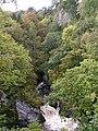 Waterfall on River Isla - geograph.org.uk - 13777.jpg