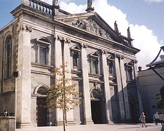History of Waterford - Cathedral of the Most Holy Trinity, Barronstrand Street, Waterford