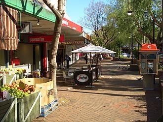 Waterloo, New South Wales - Botany Road, Waterloo