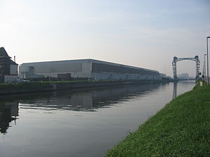 Water supply and sanitation in Belgium - The new wastewater treatment plant Brussels-North