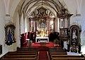 Weilbach (OÖ) - Kirche, Innenansicht.JPG