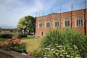 Wellington School, Somerset - The School Chapel