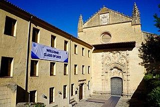 Monastery of Santa Cruz la Real