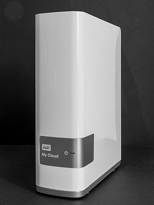 Western Digital My Book - My Cloud 4 TB