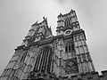 Westminster Abbey BW.jpg