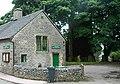 Wetton Village Hall (and wheelie bin) - geograph.org.uk - 1417818.jpg