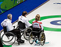 Wheelchair Curling, Vancouver 2010 Paralympics (4444263931).jpg